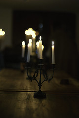 Candlelight (Teremin2004) Tags: leica digital candles noctilux candelabra candelabrum candelight leicam8 leicanoctilux50mmf10