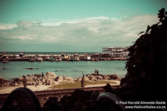 View from Cape to Cuba in Kalk Bay, Cape Town