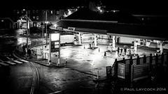 327 - EXPLORED (amipal) Tags: uk greatbritain light england people marina asda sussex brighton unitedkingdom illumination gb petrolstation forecourt photo365