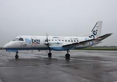G-LGND Saab 340B Loganair / Flybe (corkspotter / Paul Daly) Tags: log cork lc loganair ork eick 340b sf34 saabscania glgnd 340b169