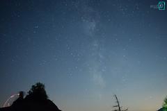 Greece | Anatoli | MilkyWay (Gous It) Tags: night way stars nikon long exposure cross smoke religion science greece galaxy astrophotography universe milky anatoli milkyway d3300