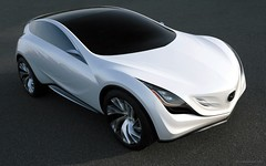 mazda kazamai concept 3 1280x800 (carsbackground) Tags: 3 concept mazda 1280x800 kazamai