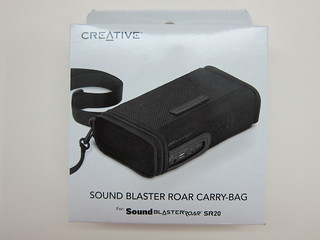 Creative Sound Blaster Roar Carry-bag