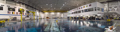 Neutral Buoyancy Laboratory Panorama