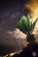 Milky Way (Jay__23) Tags: canon way stars la exposure mk2 5d universe lapalma palma milky 1740 weltall sterne milkyway langzeitbelichtung fuencaliente lontime milchstrase