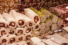 Istanbul (sespir) Tags: colour market sweet istanbul bazaar
