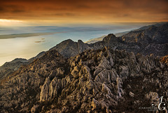 Timeless (TranceVelebit) Tags: light sea rock clouds golden croatia hour limestone karst adriatic dalmatia velebit dinaricalps paklenicanationalpark dinaridi velebitchannel paklenicanp