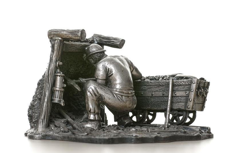 Miner Digging - Marg McIiwan (2)