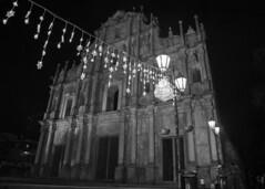 Sao Paulo Christmas (Global Reactions) Tags: christmas saopaulo christmaslights ruinas macau 2014 stpaulruins