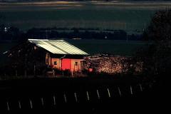 La petite cabane dans les champs (domiloui) Tags: france nature village lumiere paysage lorraine campagne couleur canton ambiance documentaire lothringen cooliris meurtheetmoselle nomeny abaucourt infinitexposure