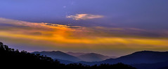 Happy New Year 2015 (ArvinderSP) Tags: india mountains clouds photography dawn lanscape happynewyear 2015 590 uttarakhand satkhol arvindersingh arvindersp arvinderspcom