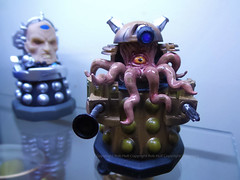 "New to collection, Titans Dalek Reveal from the lone Dalek. only 3"" high. (Rob. Hull World Record Holder for most Daleks) Tags: dr doctor doctorwho drwho dalek davros daleks dalekcollection"
