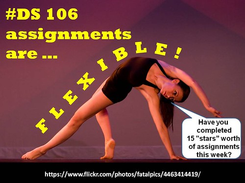 """DS106 Flexibility • <a style=""""font-size:0.8em;"""" href=""""http://www.flickr.com/photos/54152770@N05/16039815052/"""" target=""""_blank"""">View on Flickr</a>"""