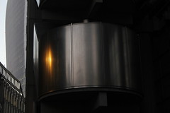 (heatherelawrence) Tags: light reflection building architecture steel lloyds lloydsbuilding canon60d