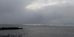 The Oga Peninsula (Jussi Salmiakkinen (JUNJI SUDA)) Tags: winter sea sky clouds landscape cloudy shore    akita   japani darksky oga japansea   ogapeninsula    northanjapan