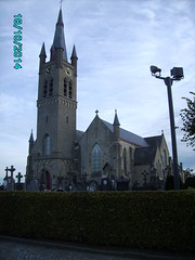 Sint-Jan-Onthoofdingskerk, Stavele (Erf-goed.be) Tags: geotagged westvlaanderen kerk orgel archeonet alveringem stavele sintjanonthoofdingskerk geo:lat=509403 geo:lon=2674