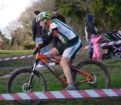 South West Cyclo-Cross League Round 14, Plymouth Central Park, Jan-2015