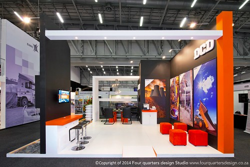 MINING INDABA EXHIBITION STAND DESIGN