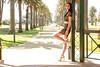 Fashion Photography (Emily) (Alexander Darlington) Tags: park street summer portrait sun tree hat sunglasses fashion photography model shoot style sunny melbourne scout heels pavilion swag poses stkilda