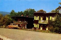 Romania - Sovata [003] - 1966 - front (Ye-Di) Tags: postcard gaz communism romania transylvania transilvania volga socialism sovata retromania ansichtskarte erdly m21 siebenbrgen szovta thelongroad 21 sowata