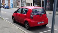 2011 Subaru Justy 1.0i (>Tiarnn 21<) Tags: door ireland red 5 4 7 subaru ie rare justy