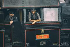 475 111 - BW Dresden Altstadt - 16/04/2016 (spottermarc) Tags: bw train dresden czech eisenbahn rail zug pilsen tschechien steam 111 locomotive plzen csd dampflok lokomotive stoom dampf 475 dresdenaltstadt lokfhrer 475111 bahnwerk