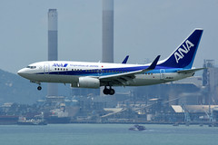 All Nippon Airways JA18AN (Howard_Pulling) Tags: camera hongkong photo airport nikon photos may picture 2016 howardpulling d5100