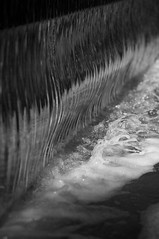 Fountain/Durham (base10) Tags: blackandwhite monochrome nikon durham northcarolina duke d300 sarahpdukegardens afmicronikkor60mmf28d