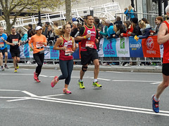 Virgin London Marathon 2016 (Sweet Mango 1965) Tags: london marathon embankment 2016