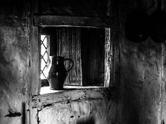 the old jug (-gregg-) Tags: city bw window st rustic maryland marys jug