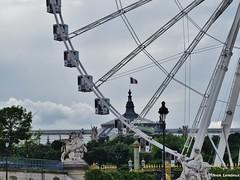 Grande Roue de Paris (JeanLemieux91) Tags: paris france primavera june grande juin spring îledefrance place grand concorde palais junio manège printemps drapeau roue 2016