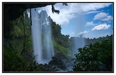 Sipi Falls III - 86m height (Crested Aperture Photography) Tags: africa water landscape waterfalls uganda eastafrica greatnature sipifalls kapchorwa nikon2470mmlens crestedaperturephotography crestedaperture