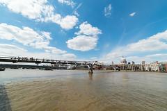 DAN_2050 (dan_c_west) Tags: bridge london st architecture nikon cathedral pauls millennium d750 wobbly