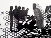 MBosley_NurseEatersdetail (TheWayThingsWere) Tags: silhouette paperart silhouettes papercut papercuts papercutting mollybosley