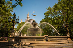 City Hall Park, New York
