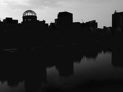 Hiroshima A Dome from target (ijiwaru jimbo) Tags: atomicbomb abombdome