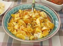 Summer Colours - Oranges and Crushed Pistacchios (Pushapoze - getting better) Tags: italia italy sicilia marsala mothiaisland picnic oranges arance