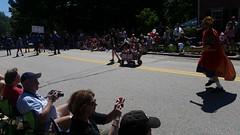 NHJRD - 4th July Parade - Amherst, Nh