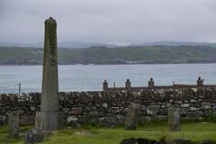 Cimetière de l'abbaye d'Iona