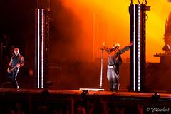 Rammstein @ Hellfest 2016-4 (yann.bredent) Tags: festival metal rock music musique live show stage lights fireworks 2016 hellfest hellfest2016 artiste concert rammstein band artist