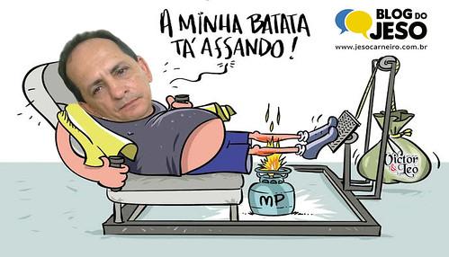 Marquinho Dolzane - charge