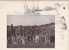 Scene 3 of a 1900 production of Ben Hur (mharrsch) Tags: benhur play presentation lewwallace production novel souvenirbooklet publicdomain 1900 mharrsch