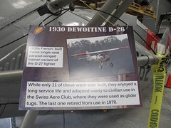 "Dewoitine D.26 2 • <a style=""font-size:0.8em;"" href=""http://www.flickr.com/photos/81723459@N04/28709098490/"" target=""_blank"">View on Flickr</a>"