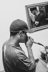 Killah & Dj Tiu X (Jonathan Fernandes.) Tags: rap nossa conferncia diadema organizao qi submundo90 profeta projeto pandora