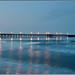 SB Pier Reflections