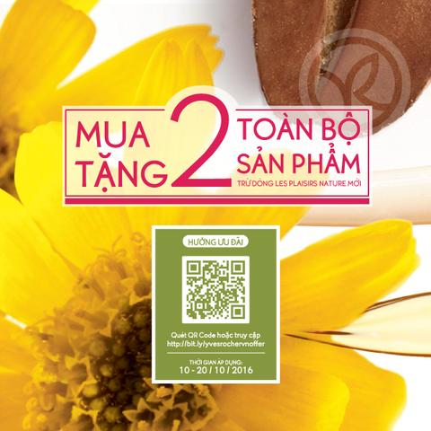 Ưu đãi dành riêng cho ngày Phụ Nữ Việt Nam 20-10