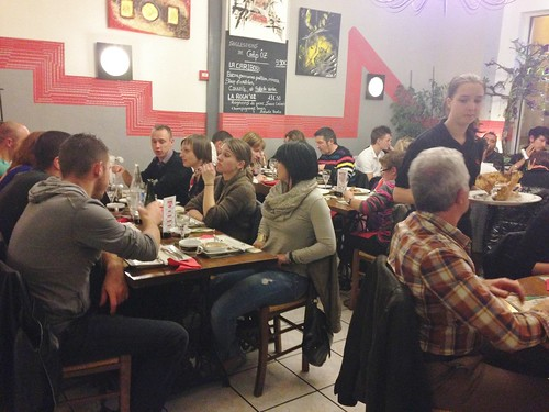 Soirée du 2/11/2013 Chez Crêp'Oz