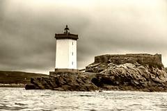 Phare de Kermovar II (Seahorse-Cologne) Tags: frankreich france bretagne breizh archipeldemolene molene phare leuchtturm lighthouse meer sea mer archipelexcursions