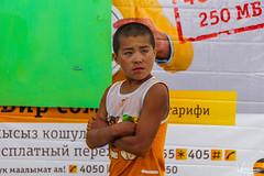 Kyrghyz boy (Val Guid'Hall) Tags: kyrghyzstan kyrghyz bichkek osh karakol kotchkor naryn silk road tcholpon alta yurt lada asia central rainbow ala kl arslanbob mosk islam muslim tach rabat caravanserail kazarman altyn arashan holy trinity orthodox wrestling song sunset landscape landscapes victory square astana airport manas