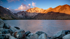 Sep-16-Convit Lake-008-Pano (Majestic Captures) Tags: 2016 alpenglow bishop california convictlake easternsierras camera:model=canoneos7dmarkii camera:make=canon exif:isospeed=100 exif:focallength=18mm geolocation exif:model=canoneos7dmarkii exif:lens=1835mm exif:aperture=16 exif:make=canon
